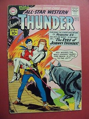 ALL STAR WESTERN #118 SILVER AGE (1.5 FAIR / GOOD or BETTER) 1961 DC COMICS