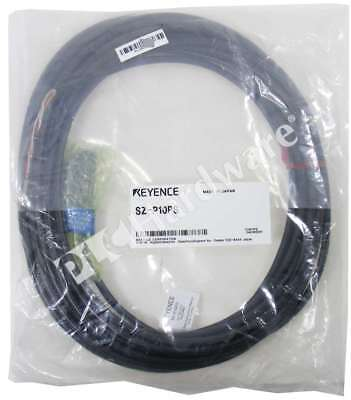 New Sealed Keyence SZ-P10PS Output Cable 10 m PNP for SZ-01S Qty