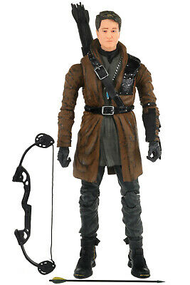 DC Collectibles Arrow TV Show DARK ARCHER MALCOM MERLIN Complete Action Figure