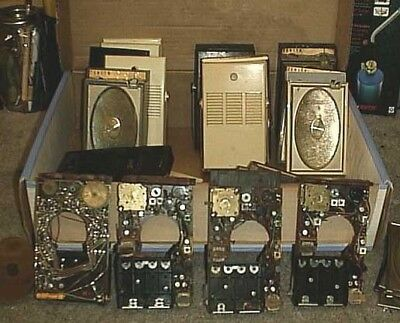 Vintage Zenith Royal 500H Transistor Radio Parts