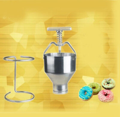 Electric Mini Donut Egg Waffle Machine Small Kitchen Home Manual Operation