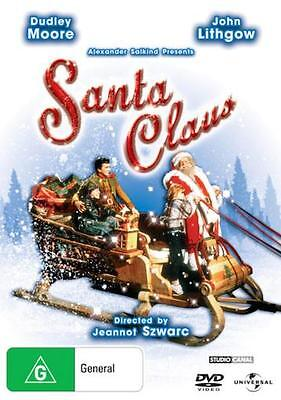 SANTA CLAUS THE MOVIE :  NEW DVD : Dudley Moore