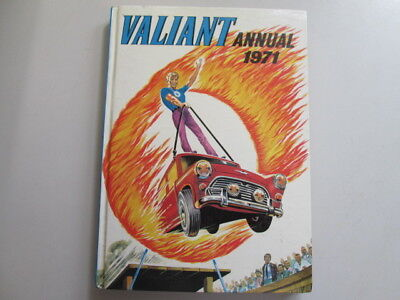 Acceptable - Valiant Annual 1971 - Ipc Magazines Limited 1970-01-01   Ipc Magazi