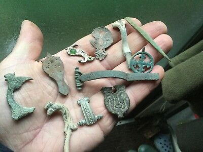 Handful Of Detecting Found Artefacts 2