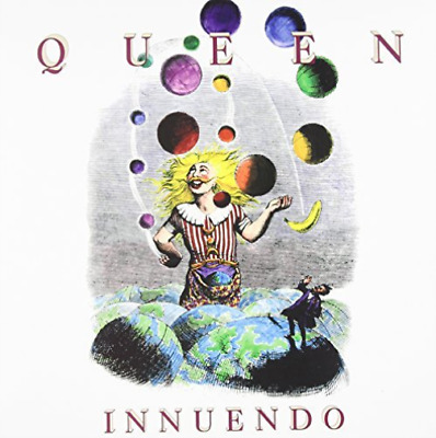 QUEEN-Innuendo VINYL NEW
