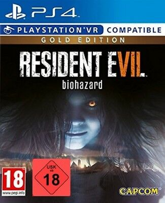 PS4 Juego Resident Evil 7 Gold Edition Producto Nuevo