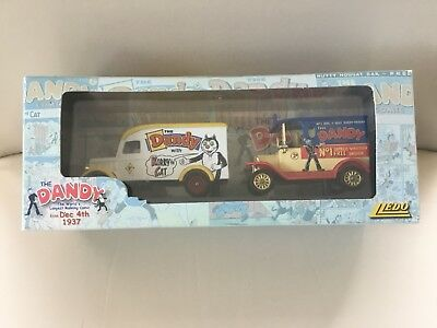 Lledo Dandy Celebration Die-Cast Van Set (Mint & Boxed)