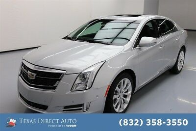 2016 Cadillac XTS Luxury Collection Texas Direct Auto 2016 Luxury Collection Used 3.6L V6 24V Automatic FWD Sedan