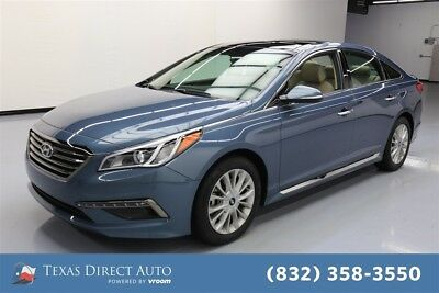 2015 Hyundai Sonata 2.4L Limited Texas Direct Auto 2015 2.4L Limited Used 2.4L I4 16V Automatic FWD Sedan