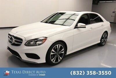 2014 Mercedes-Benz E-Class E 350 Sport 4dr Sedan Texas Direct Auto 2014 E 350 Sport 4dr Sedan Used 3.5L V6 24V Automatic RWD
