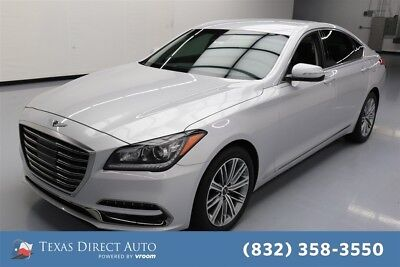 2018 Hyundai Genesis 3.8L Texas Direct Auto 2018 3.8L Used 3.8L V6 24V Automatic RWD Sedan