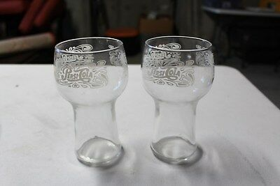 Pepsi Glasses. Good condition.