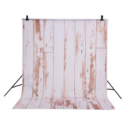 Andoer Photography Backdrop Wooden Board for Baby Studio Portrait Shooting C3L3