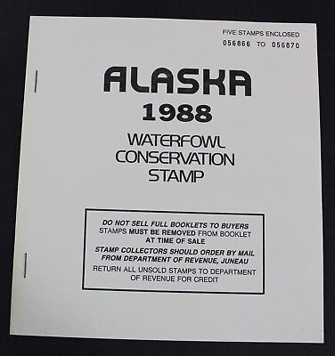 CKStamps: US State Duck Stamps Collection Alaska Mint NH