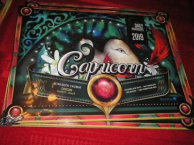 BAY STAR ASTROLOGICAL Calendar Capricorn Daily Horoscope 2014 12