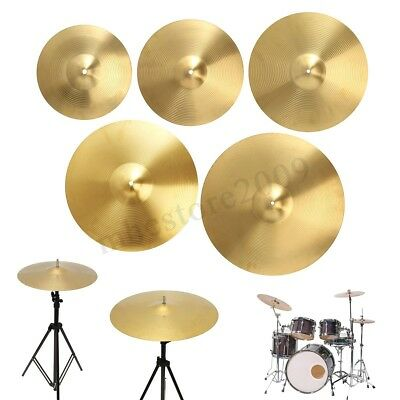 8'' -20'' Ridebecken Becken Drum Cymbal Splash/Hi-hat/Crash/Ride für