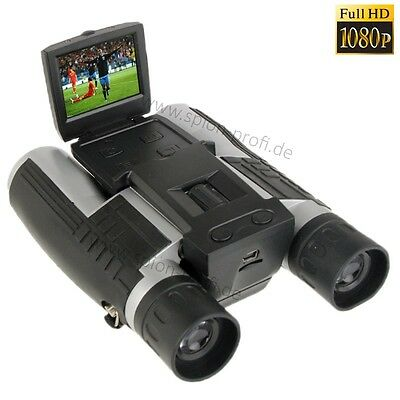 4gb Binoculars 12 x 32 Hidden Camera HD 1080p Video Spycam Monitoring A121