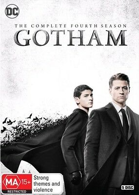 GOTHAM : Season 4 : NEW DVD