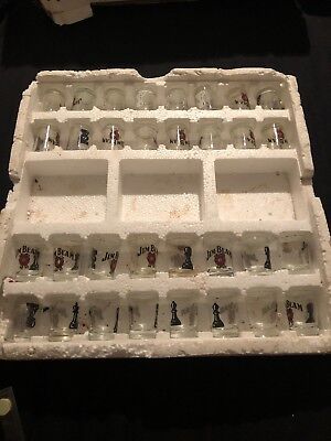 Jim Beam Chess Set