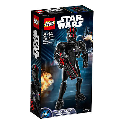 75526 LEGO STAR WARS Elite TIE Fighter Pilot 94 Pieces Age 8-14 New Release 2017