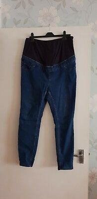 maternity jeans size 14 new look (l30)