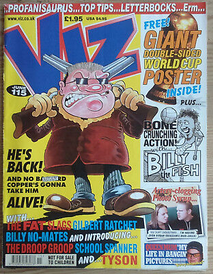 VIZ COMIC    No 115  JUNE