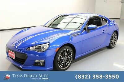 2014 Subaru BRZ Limited Texas Direct Auto 2014 Limited Used 2L H4 16V Automatic RWD Coupe Premium