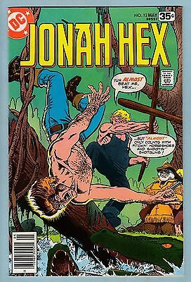 Jonah Hex # 12 Vfnm (9.0) Glossy High Grade- Starlin Cover- Cents- 65% Off Guide