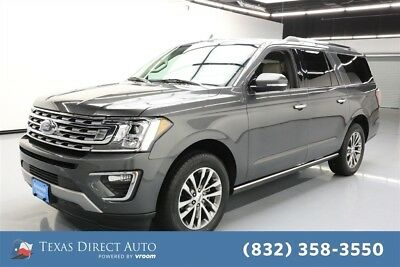 2018 Ford Expedition Limited Texas Direct Auto 2018 Limited Used Turbo 3.5L V6 24V Automatic RWD SUV