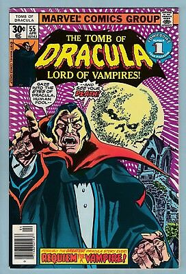 TOMB OF DRACULA #'s 55, 56 & 57  Avg NM- (9.2)  HIGH GRADES - CENTS - 60% OFF