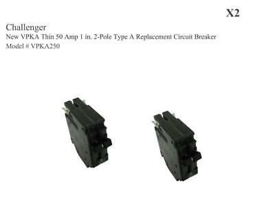 Other Circuit Breakers Electrical Equipment & Supplies 2-Pole Type A