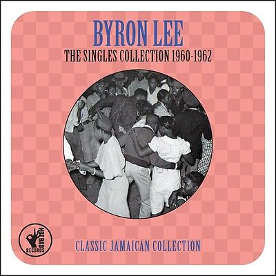 Byron Lee - The Singles Collection 1960-62 - The Best Of / Greatest Hits 2CD NEW