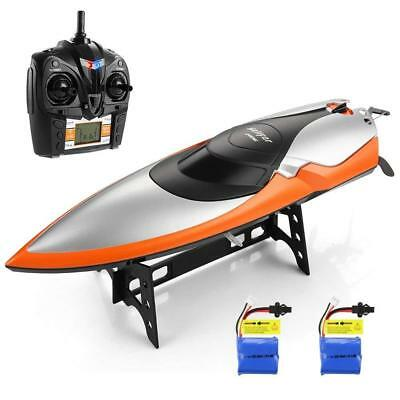 HELIFAR RC Boat 2.4GHz Remote Control with Capsize Recovery for Outdoor...