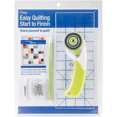 Dritz Quilting Easy Quilting Kit-