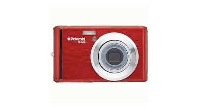 Polaroid iE826-RED 18MP Compact Digital Camera 2.4-inch LCD 18MP 8X Zoom New
