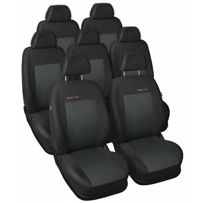 Citroen Jumper Bus 2006-2019 1+2 Front Tailored Measure Seat Covers P1