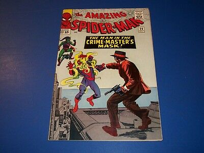 Amazing Spider-man #26 Silver Age Comic Nice Looking Wow