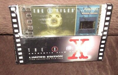 "X Files Limited Edition #734 Film Cell ""fluke Man"""