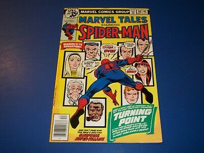 Amazing Spider-man #121 Reprinted on Marvel Tales #98 1st Gwen FVF