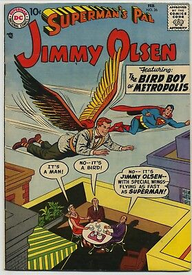 Superman's Pal Jimmy Olsen 26 Early Issue