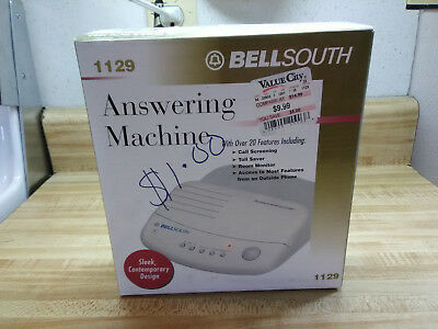 Bellsouth answering machine 1129