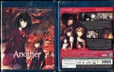 Another: Complete Collection (Blu-ray Disc, 2013, 2-Disc Set)