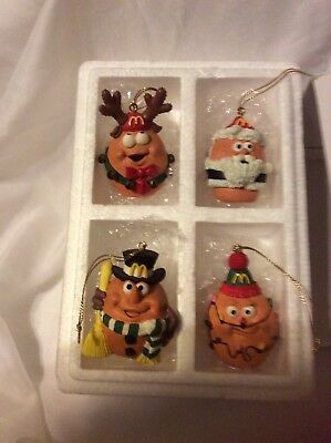 McMemories - A Merry McNugget Christmas Collection Ornaments