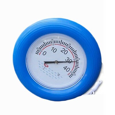 Floating Thermometer Swimming Pool Spa Water Temperature Measuring Tub 0°C-40°C