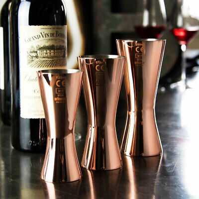 Urban Bar Aero Wine Measure Copper CE Marked 175ml - Spirit Measure Jigger