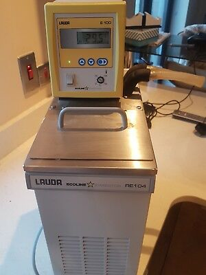 Lauda Ecoline RE104 Recirculating Chiller