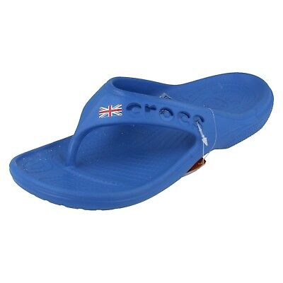 Mens Crocs Toe Post Flip Flop Summer Sandal Baya Flip 2012 Limited Edition