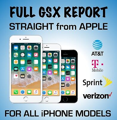 Apple GSX Report Next Tether Activation Policy (SIM Lock) Info BY IMEI (30 Mins)