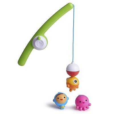 Munchkin Fishin' Bath Toy new for toddlers 2 days free shipping