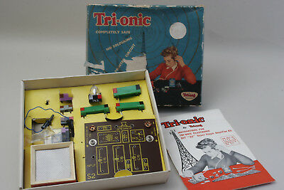 Vintage TRI-ONIC Triang Electronic construction  Amplifier  Kit S.2